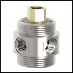 125 AA 3 10 20 - 125AA Series 1/8 pipe Air Pilot Valve features the classic Humphrey diaphragm-poppet principle